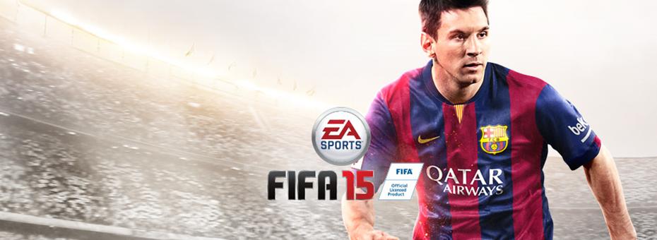 Jämför priset på FIFA 15 till PS4 och PS3